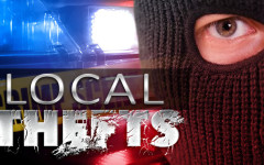 Officials Still Investigating Four Local Thefts