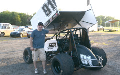Stasa Finds Success on Sprint Car Circuit