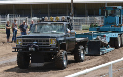 Truck and Tractor Pullers Enjoy Competition