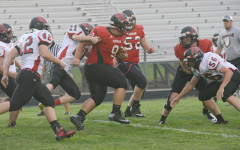 Scrimmage Gives Sample Of KHS Football