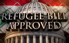 US House Votes to Curb Syrian Refugees