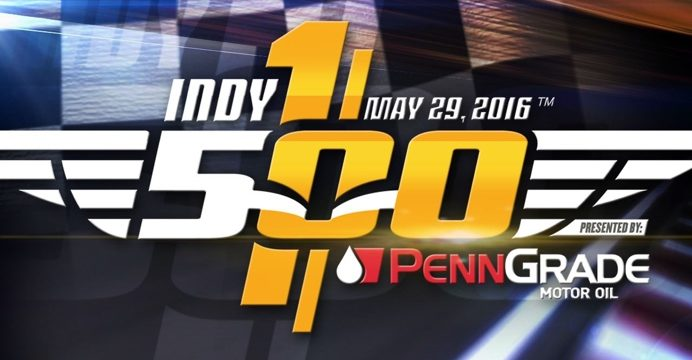 indy 500 2016