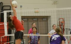 Lady Eagles 2nd in Summer Volleyball League