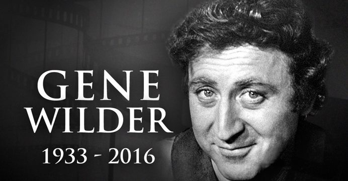 Comedic Actor Gene Wilder Dies At 83