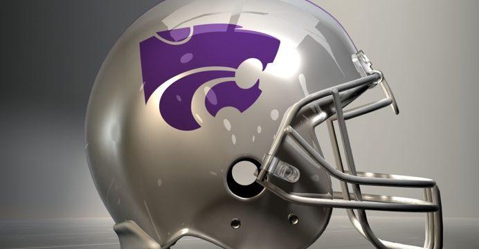 ksu football helmet