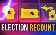 Recount Focus Shifts to Michigan, Pennsylvania
