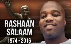 Friends, Coaches Remember Rashaan Salaam