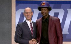 Suns Draft KU's Jackson With 4th Overall Pick
