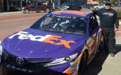 Champion NASCAR Makes Pitstop in Kingman