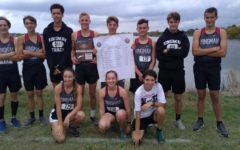 Boys Cross Country Second at Regional Meet