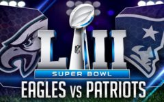 Patriots, Eagles Will Meet in Super Bowl 52