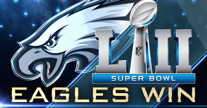 Foles Bests Brady; Eagles Win First Super Bowl