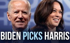 Biden Picks Kamala Harris as Running Mate