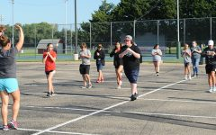 KHS Students Get Together for Band Camp