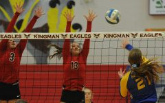 Lady Eagles Still Seeking First Win of Season