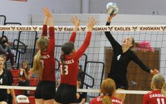 Lady Eagles Volleyball Picks Up First Wins