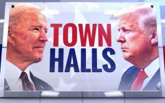 Trump, Biden Go At It in Town Halls