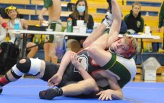 Wrestlers Compete at Nickerson, Wellington
