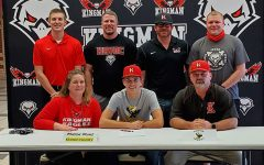 Munz to Play Baseball for Cloud County