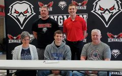 Krehbiel to Play Football for Sterling College