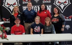McGinnis to Play Volleyball at Sterling College