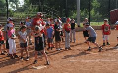 Youth Baseball Camp Has Record Turnout