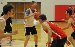 Boys Bring Energy to Basketball Camp