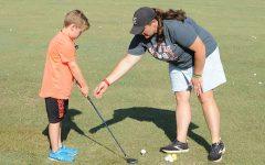 Junior Golf Program Draws Nearly 40 Kids