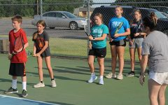 Tennis Camp Builds Interest in Sport
