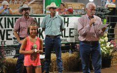 Young Receives Wyatt Oakman Award