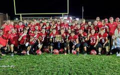 Kingman Football Wins District 6 Title