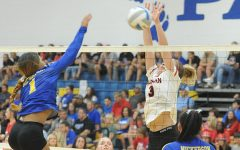 Lady Eagles' Season Ends in Sub State Semis
